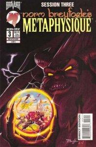Metaphysique #3, NM- (Stock photo)
