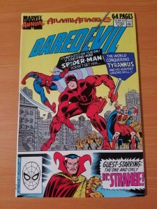Daredevil Annual #4 ~ NEAR MINT NM ~ (1989, Marvel Comics)