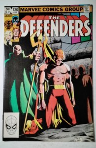 The Defenders #120 (1983) Marvel Comic Book J757