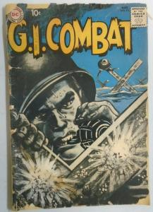 GI Combat #75, Reader Copy (1954)
