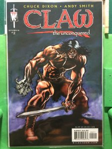 Claw: The Unconquered #2