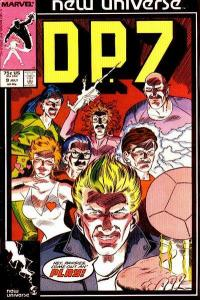 D.P. 7 #9, NM- (Stock photo)