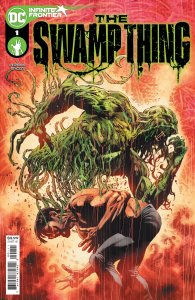 SWAMP THING #1 (OF 10) CVR A MIKE PERKINS