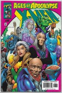 X-Men   vol. 2   # 98 VF (Ages of Apocalypse) Davis/Kavanagh