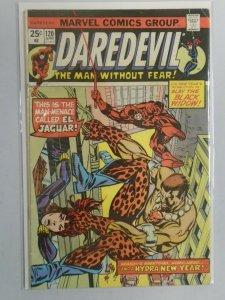 Daredevil #120 1st Appearance of El Jaguar 4.0 VG (1975 1st Series)