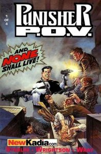 Punisher: P.O.V. #1, NM + (Stock photo)