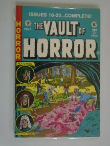 Vault of Horror Annual TPB #4 SC 6.0 FN (1997 Gemstone)