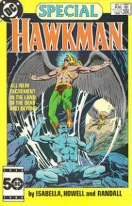 DC Comics Hawkman Special #1 (1986) NM