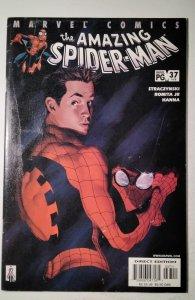 The Amazing Spider-Man # 37 (2002) Marvel Comic Book J757