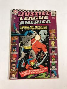 Justice League Of America 47 3.5 Vg- Very Good- Dc Silver