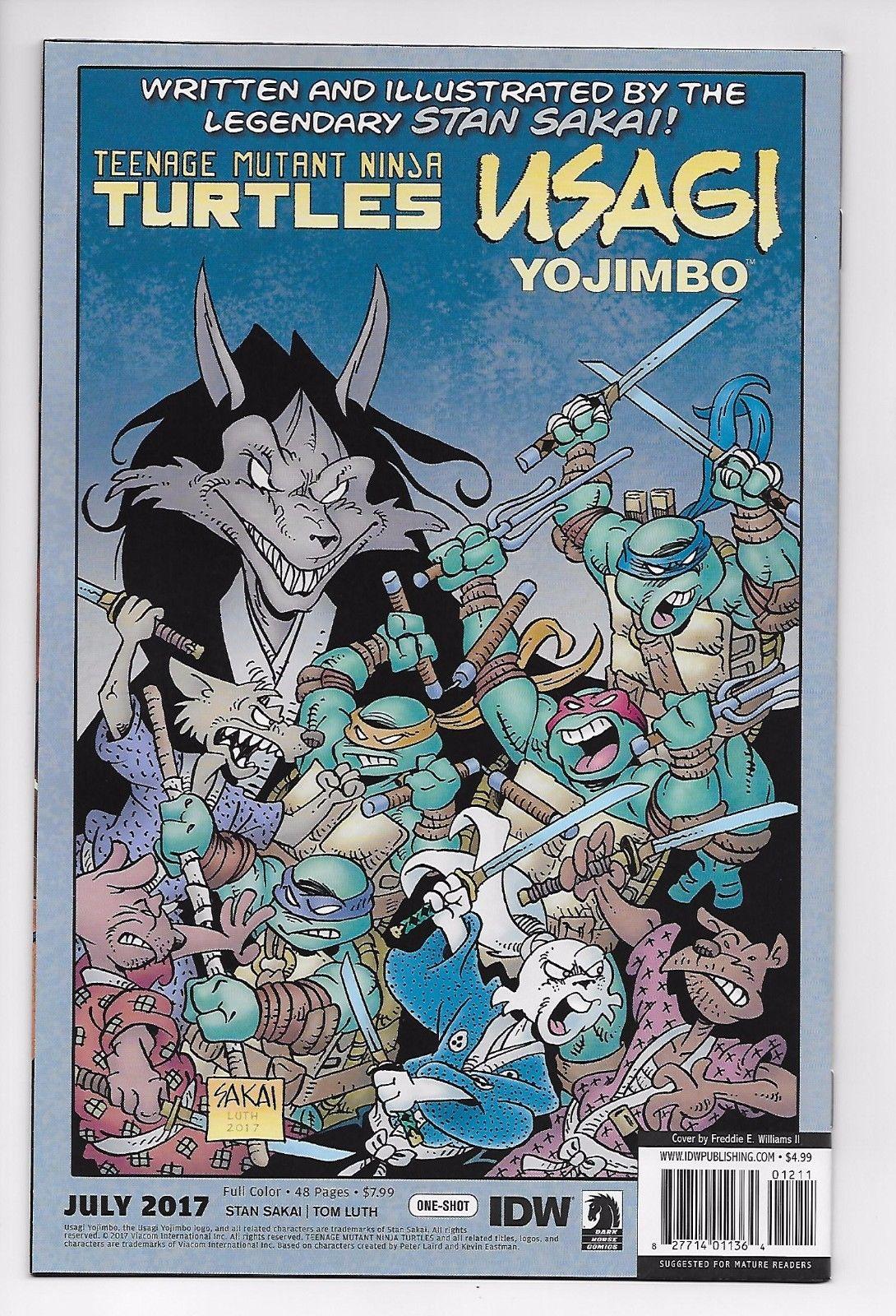 TMNT Teenage Mutant Ninja Turtles Universe #12 - Cover A ...