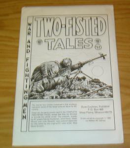 Two-Fisted Tales Portfolio - ec comics - kurtzman - wlly wood - severin - davis