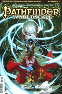 Pathfinder: Worldscape #2, NM (Stock photo)