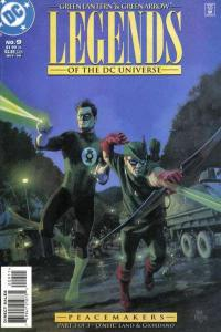 Legends of the DC Universe #9, NM (Stock photo)