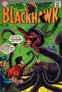 Blackhawk (1944 series) #224, Good+ (Stock photo)