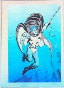 1992 Robin II Hologram Card #1
