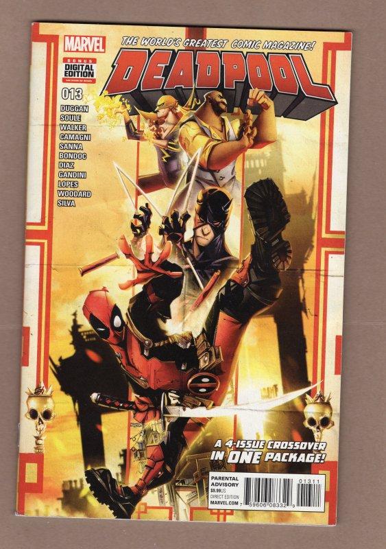 Deadpool #13 (2016)