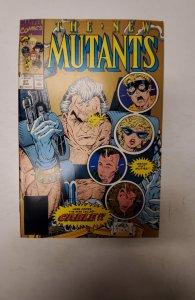 The New Mutants #87 (1990) NM Marvel Comic Book J679
