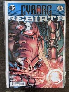 Cyborg: Rebirth #1 (2016)
