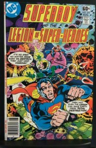 Superboy and the Legion of Super-Heroes #242 (1978)
