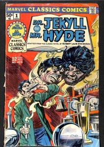 Marvel Classics Comics #1 (1976)
