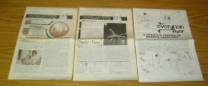 Everyman Flyer #1-6 VF complete series - platinum toad - underground comix paper