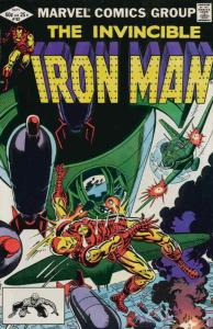 Iron Man (1st Series) #162 VF/NM; Marvel | save on shipping - details inside