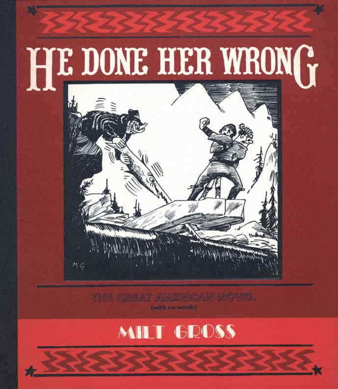 He Done Her Wrong #1 FN; Fantagraphics | save on shipping - details inside