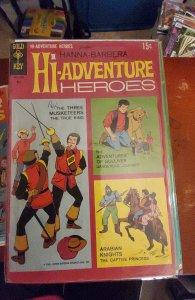 Hanna-Barbera Hi-Adventure Heroes #1 (1969)
