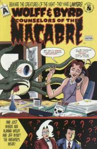 Wolff & Byrd: Counselors of the Macabre #8, NM (Stock photo)