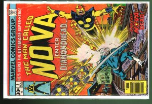 Nova #3 (1976)