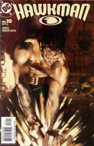 Hawkman (2002 series) #18, NM (Stock photo)