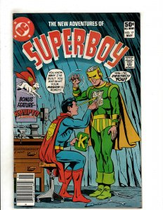 The New Adventures of Superboy #17 (1981) DC Comic Superman OF8