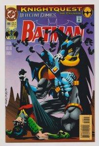 Detective Comics #668 Knightquest (DC, 1993) NM