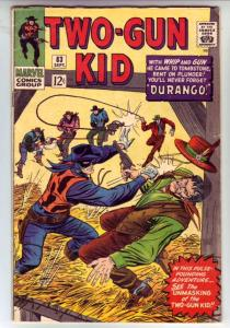 Two-Gun Kid #83 (Sep-66) FN+ Mid-High-Grade Two-Gun Kid