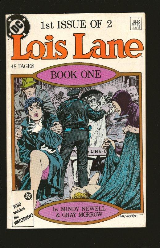DC Comics Lois Lane Book One No 1 1986
