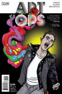 Art Ops #2, NM (Stock photo)