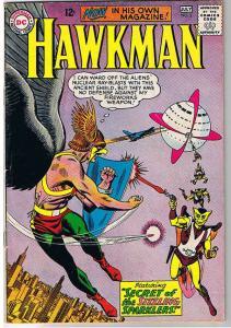 HAWKMAN #2, VG+, Nuclear blasts, Murphy Anderson, 1964, Winged Man