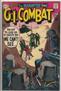 G.I. Combat #137 (Sep-69) VF/NM+ High-Grade The Haunted Tank