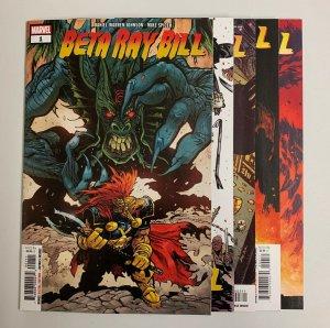 Beta Ray Bill #1-5 Set (Marvel 2021) 1 2 3 4 5 Daniel Warren Johnson (9.2+)