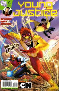 Young Justice (Vol. 2) #3 VF/NM; DC | save on shipping - details inside