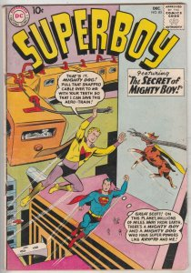 Superboy #85 (Dec-60) FN+ Mid-High-Grade Superboy