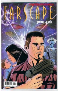 FARSCAPE #4, VF, Ongoing, John Crich?ton, Aeryn Sun, 2010, more Sci-Fi in store