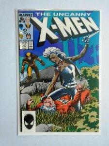 Uncanny X-Men (1st Series) #216, Direct Edition, 8.0/VF - 1987
