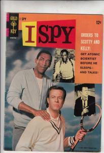 I Spy #2 (Oct-66) VF- High-Grade Scotty, Kelly