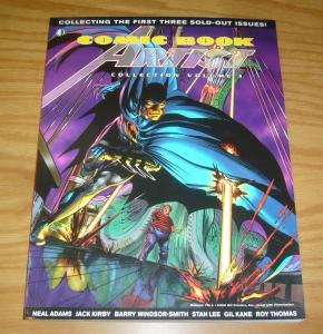 Comic Book Artist Collection #1 VF/NM neal adams batman cover - collects #1-3
