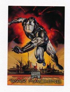 1996 Marvel Masterpieces #69 War Machine