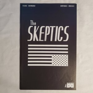 Skeptics #4 Very Fine Cover by Tini Howard