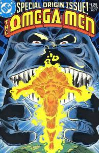 Omega Men, The #7 FN; DC | save on shipping - details inside