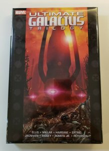 ULTIMATE GALACTUS TRILOGY HARD COVER  FACTORY SEALED NEW MARVEL COMICS